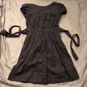 Theory size 4 black dress